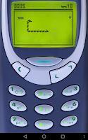 Screenshot of Snake 2k