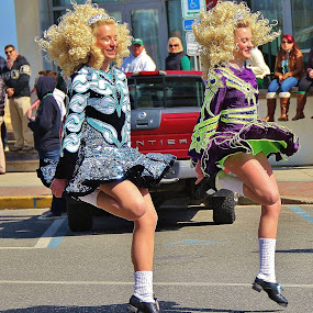 Girls Dance by Dominick Darrigo - People Street & Candids