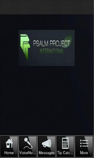 Psalm Project International