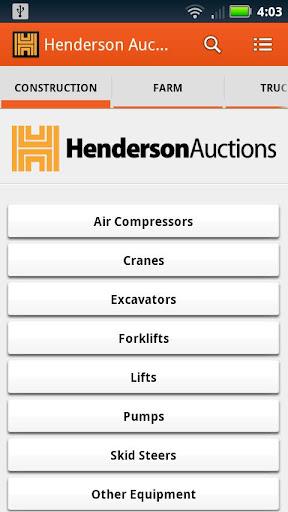 Henderson Aucitons
