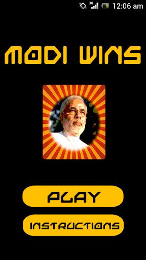 Modi Wins