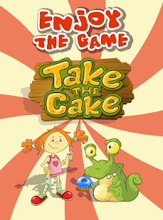 Take The Cake: Match 3 Puzzle- screenshot thumbnail