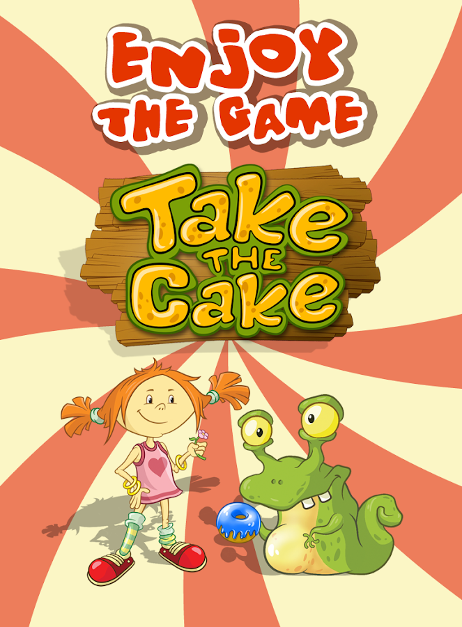 Take The Cake: Match 3 Puzzle- screenshot