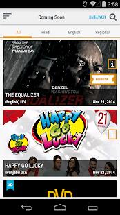 PVR Cinemas- screenshot thumbnail
