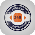 Chicago Football 24h icon