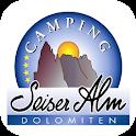 Camping Seiser Alm icon