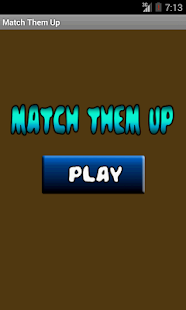 Match-Them-Up