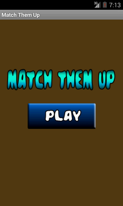 Match-Them-Up 12