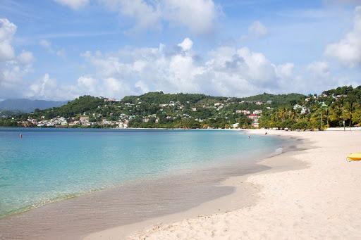 Grand-Anse-Beach-Grenada - Grand Anse Beach on Grenada.