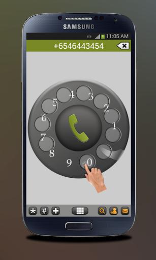 舊手機 電話撥號