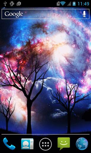 Fantastic sky LWP