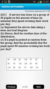 US 7th Statistics &Probability - screenshot thumbnail