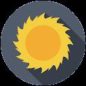 Активность Солнца (Kp-Index)