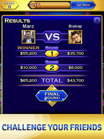 Who Wants To Be A Millionaire 1.3.8 screenshot 249273