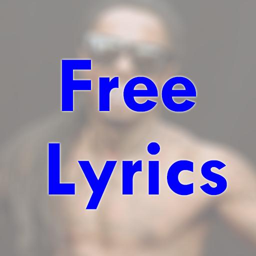 LIL' WAYNE FREE LYRICS LOGO-APP點子