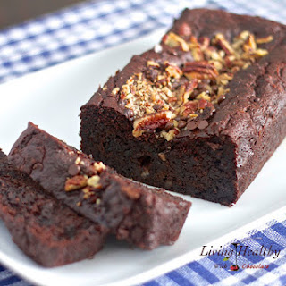 BEST Chocolate Zucchini Bread (Gluten Free, Paleo).