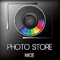 Photo Store Nice icon