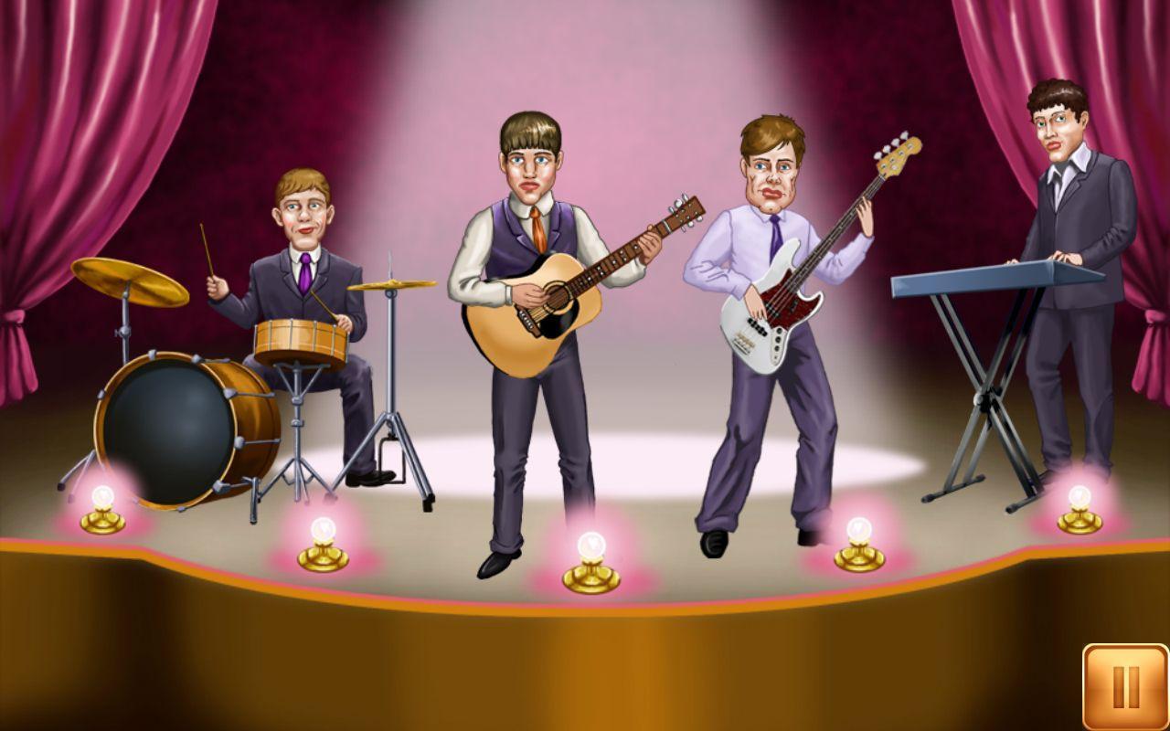 The Rock Band - screenshot