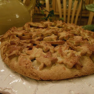 Holiday Spiced Apple Galette
