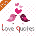 Romantic and Love Quotes icon