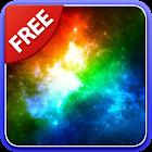 Галактика 3D Параллакс Free icon