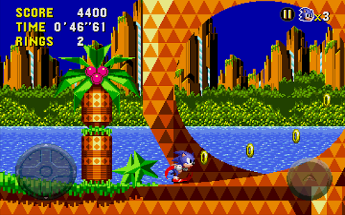 Sonic CD™ - screenshot thumbnail