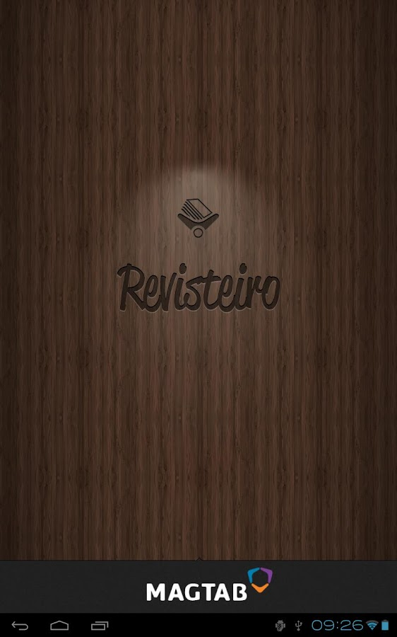 Revisteiro - screenshot