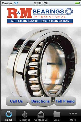 R M Bearings International