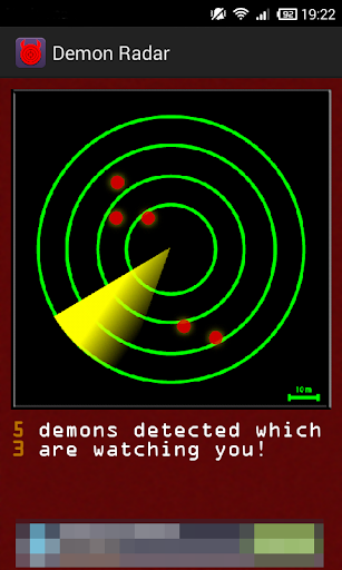Demon Radar