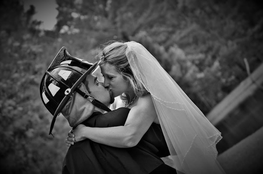by Brittany Collins - Wedding Bride & Groom