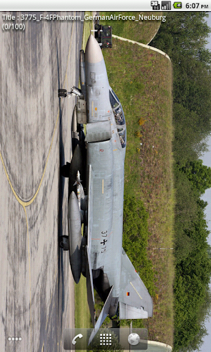 F-4 Live Wallpaper Lite