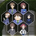 Accel World puzzle icon
