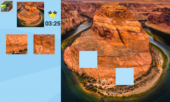 Screenshot of Photo Puzzles