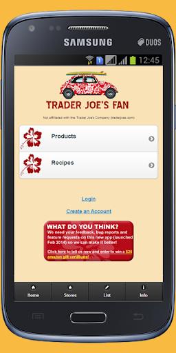 Trader Joes Fan