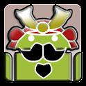 武将ひげ logo