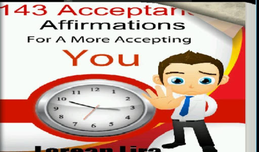 143 Acceptance Affirmations
