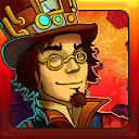 Steampunk Puzzles Free mobile app icon