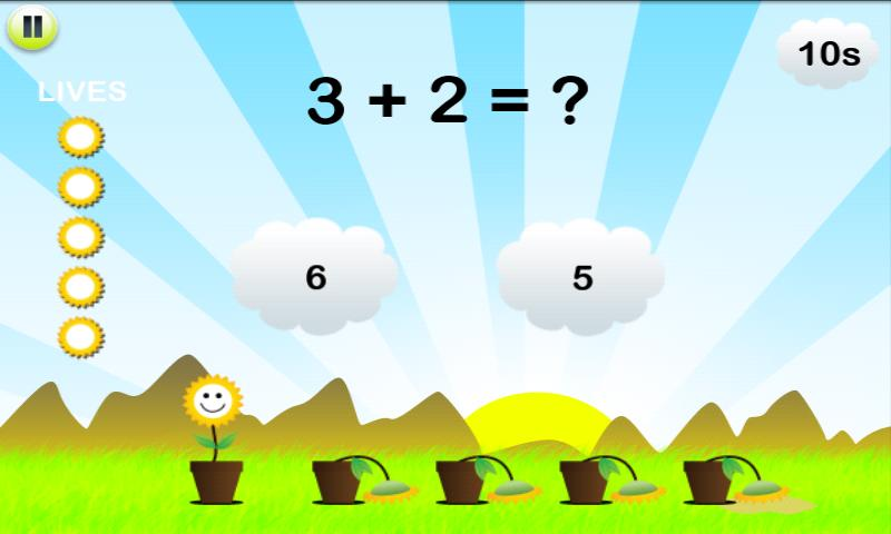 Math Training for Kids - screenshot