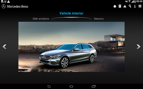 Mercedes-Benz Guides - screenshot thumbnail