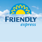 Friendly Express Store Finder icon