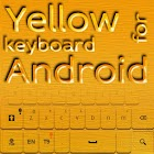 Yellow Keyboard for Android icon