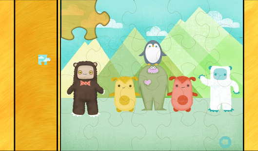 Monster Games for Kids: Puzzle- screenshot thumbnail
