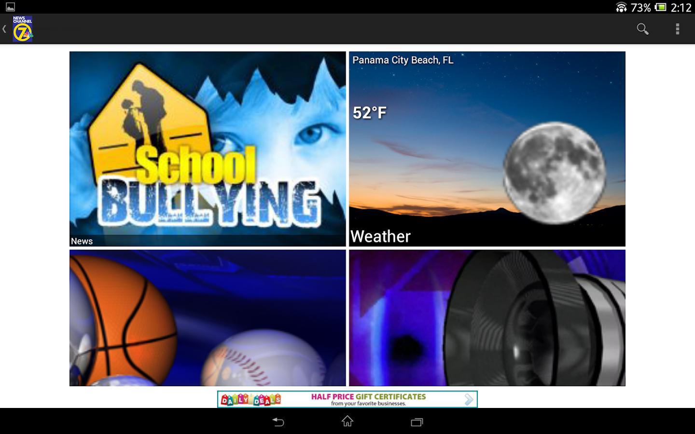 WJHG News - screenshot