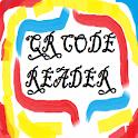 QR CodeReader logo