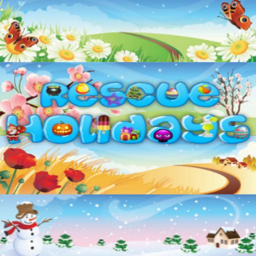 Rescue Holidays 休閒 App LOGO-硬是要APP
