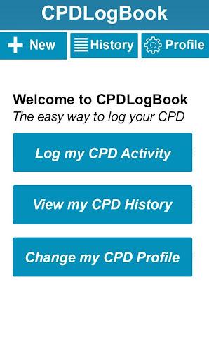 CPD LogBook