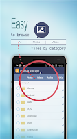 Screenshot of Well File Manager