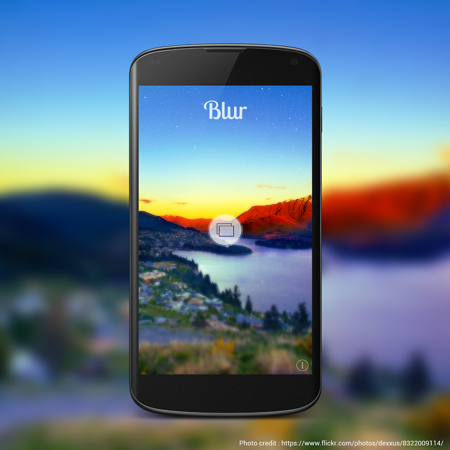 Blur Free- screenshot