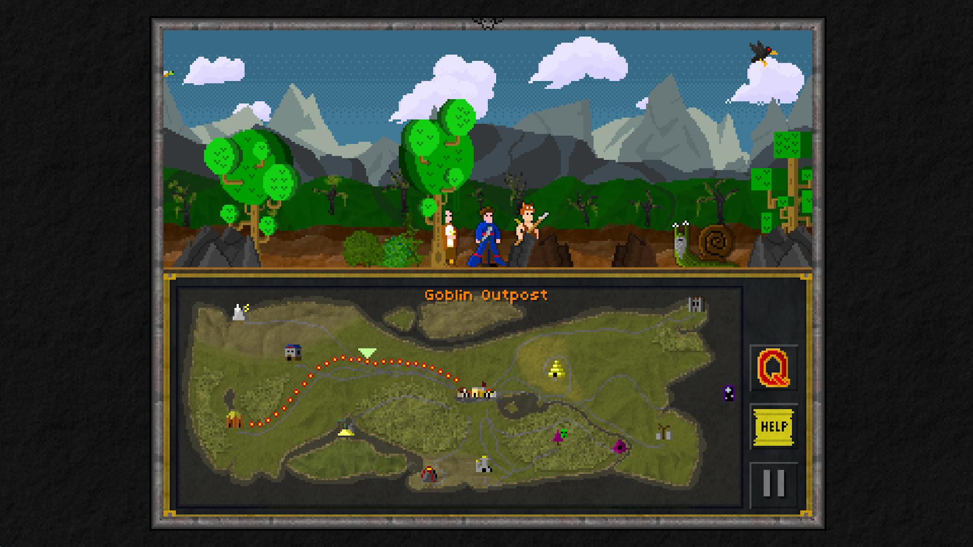 Pixel Heroes: Byte & Magic screenshot #14