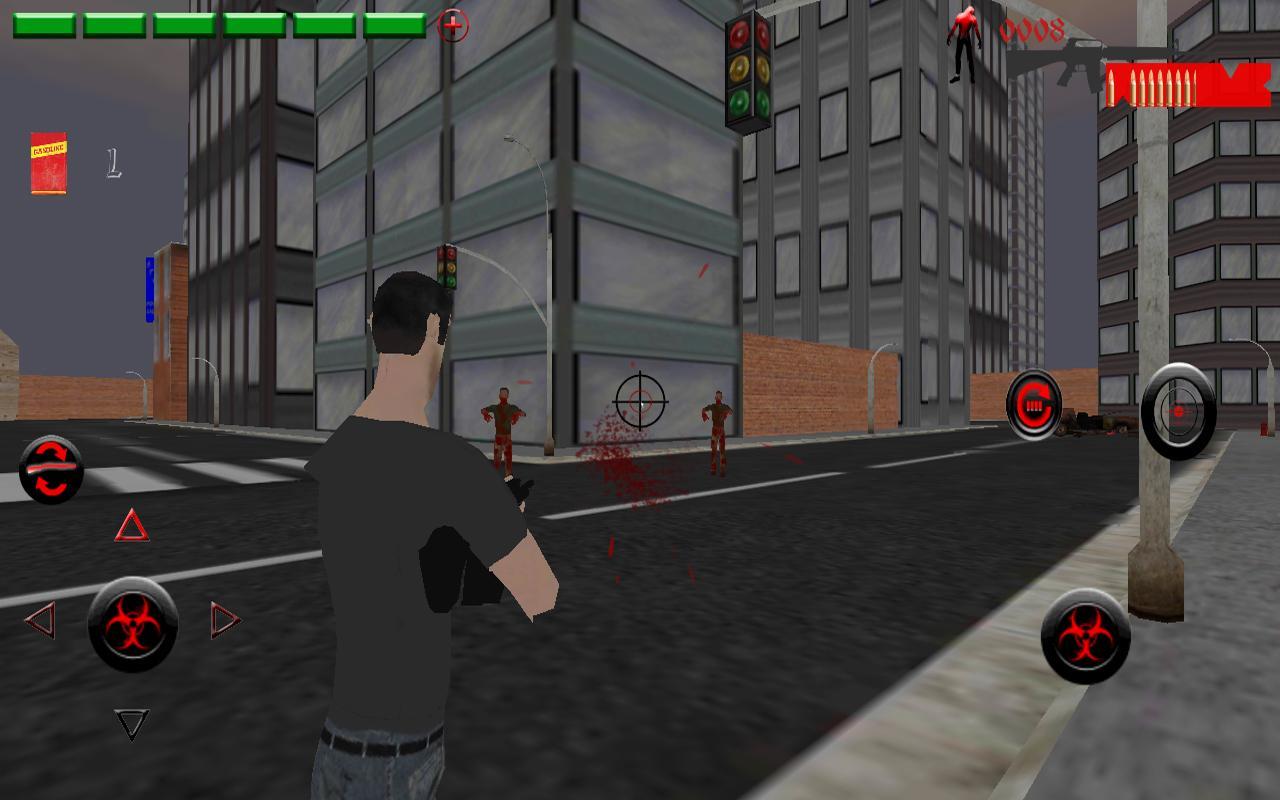 The Dead Forever- screenshot